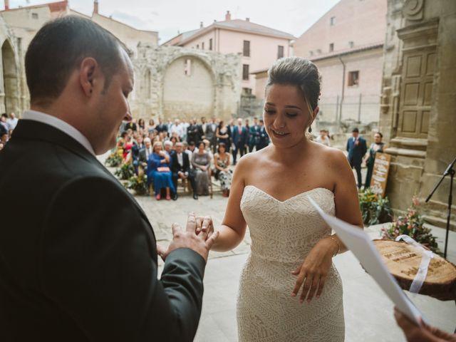 La boda de Pablo y Sara en Logroño, La Rioja 17