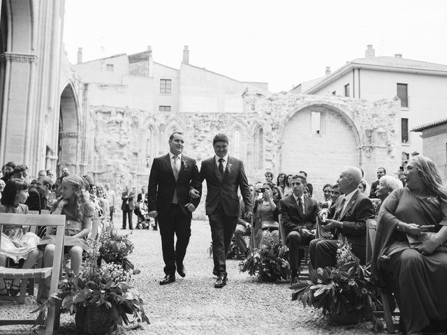 La boda de Pablo y Sara en Logroño, La Rioja 30