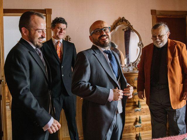 La boda de Beni y Samu en Torre De Juan Abad, Ciudad Real 11