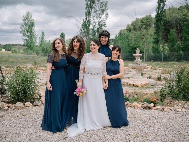 La boda de Beni y Samu en Torre De Juan Abad, Ciudad Real 32