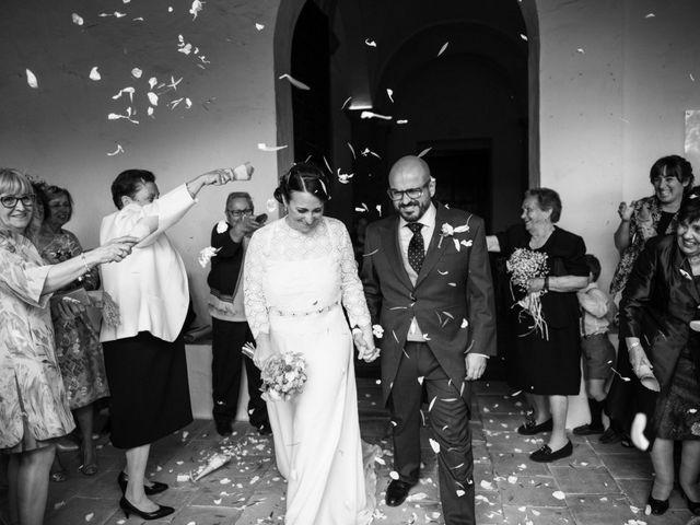La boda de Beni y Samu en Torre De Juan Abad, Ciudad Real 38