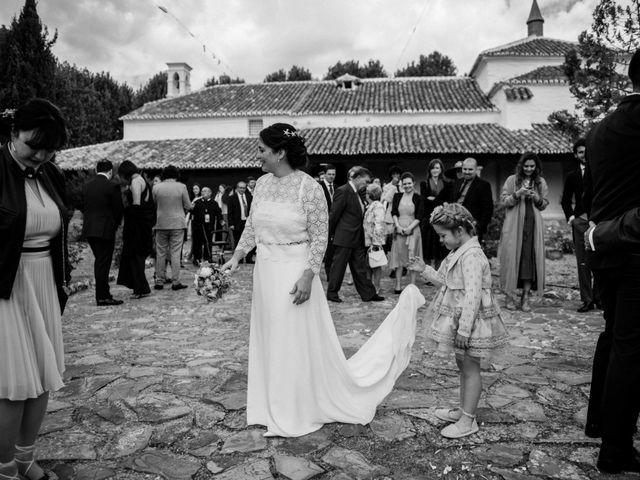 La boda de Beni y Samu en Torre De Juan Abad, Ciudad Real 40