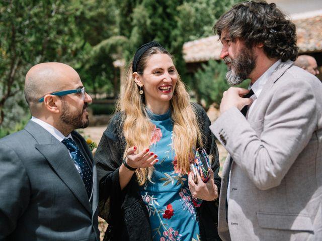 La boda de Beni y Samu en Torre De Juan Abad, Ciudad Real 41