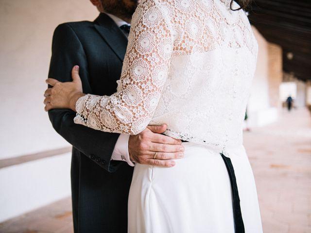 La boda de Beni y Samu en Torre De Juan Abad, Ciudad Real 42