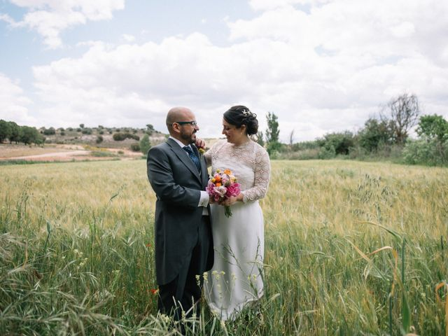La boda de Samu y Beni