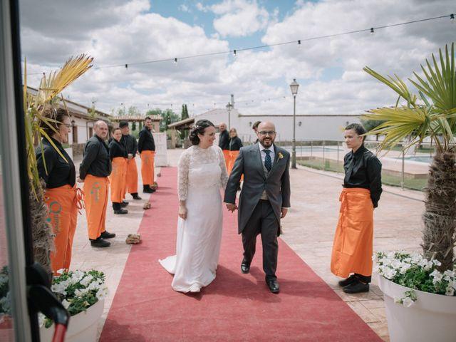 La boda de Beni y Samu en Torre De Juan Abad, Ciudad Real 52