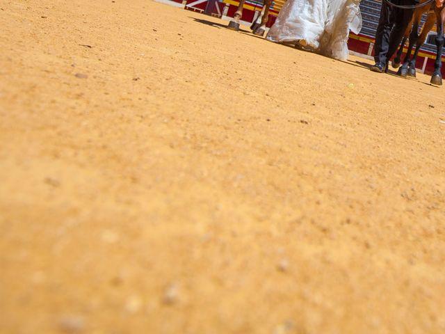 La boda de Fran y Lucía en Aceuchal, Badajoz 32