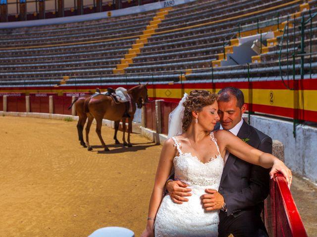 La boda de Fran y Lucía en Aceuchal, Badajoz 33