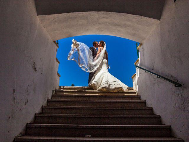 La boda de Fran y Lucía en Aceuchal, Badajoz 41