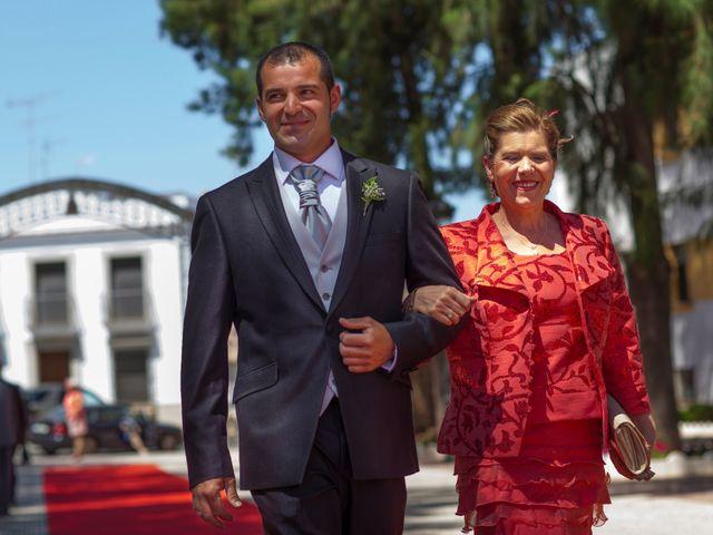 La boda de Fran y Lucía en Aceuchal, Badajoz 19