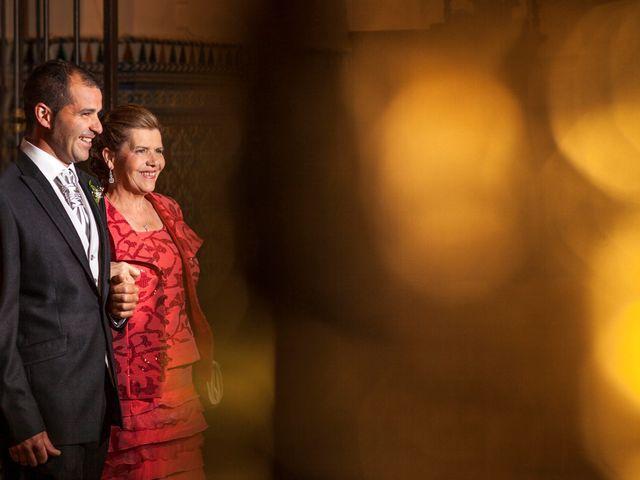 La boda de Fran y Lucía en Aceuchal, Badajoz 20