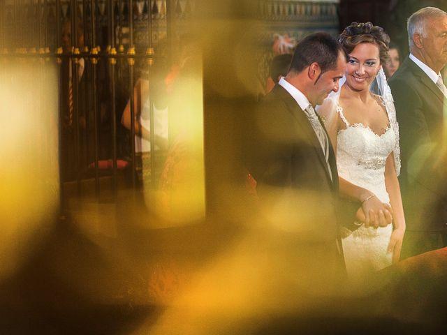 La boda de Fran y Lucía en Aceuchal, Badajoz 28