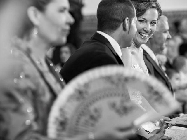 La boda de Fran y Lucía en Aceuchal, Badajoz 23