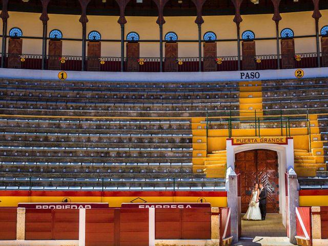 La boda de Fran y Lucía en Aceuchal, Badajoz 40