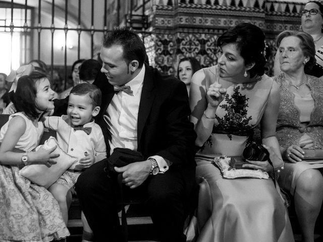 La boda de Fran y Lucía en Aceuchal, Badajoz 25