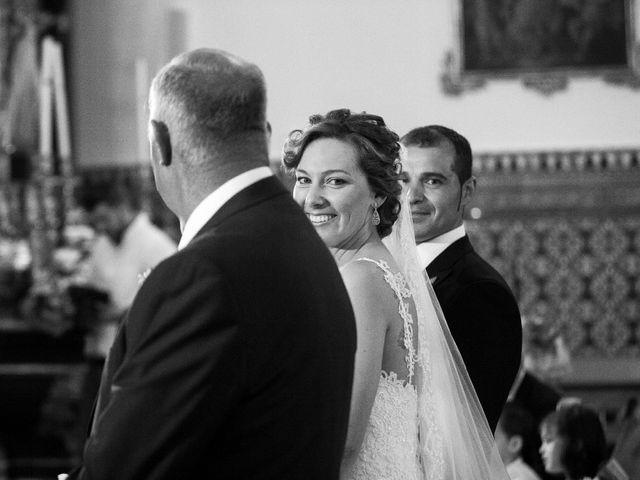 La boda de Fran y Lucía en Aceuchal, Badajoz 22