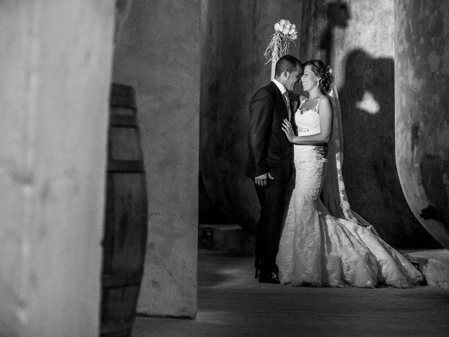 La boda de Fran y Lucía en Aceuchal, Badajoz 43