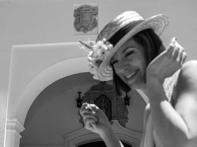 La boda de Fran y Lucía en Aceuchal, Badajoz 30