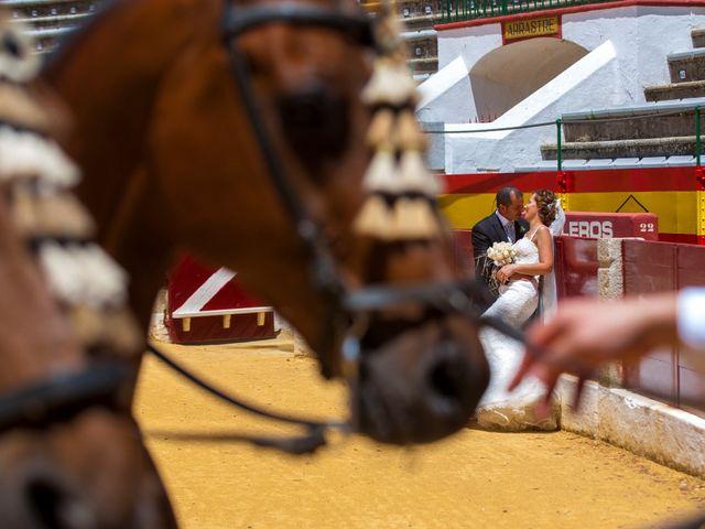 La boda de Fran y Lucía en Aceuchal, Badajoz 34
