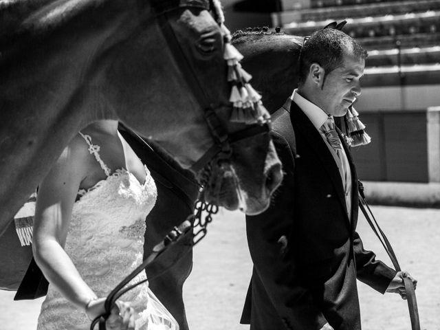 La boda de Fran y Lucía en Aceuchal, Badajoz 39