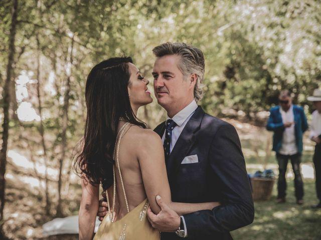 La boda de Enrique y Candela en Jimera De Libar, Málaga 11