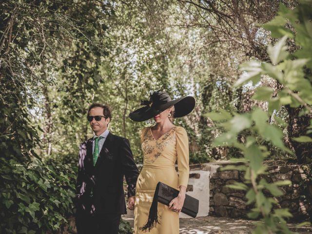 La boda de Enrique y Candela en Jimera De Libar, Málaga 16