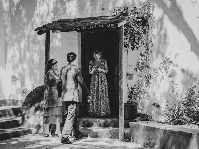 La boda de Enrique y Candela en Jimera De Libar, Málaga 17