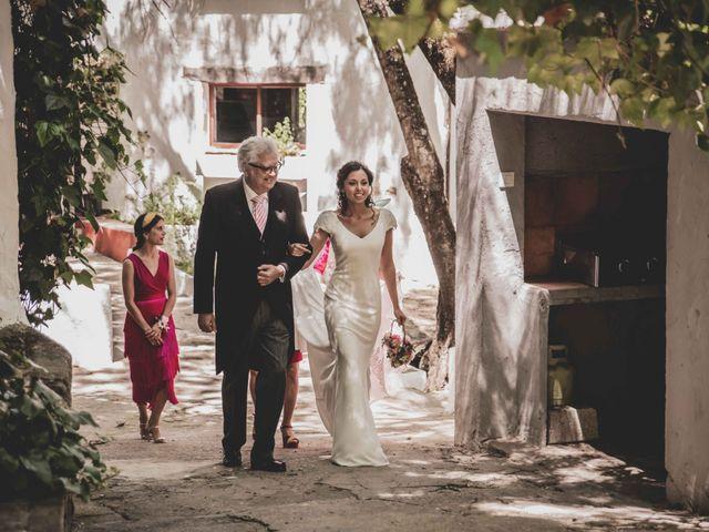 La boda de Enrique y Candela en Jimera De Libar, Málaga 21