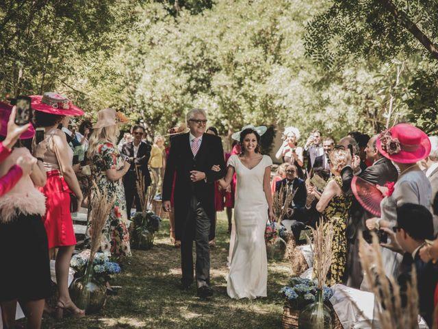 La boda de Enrique y Candela en Jimera De Libar, Málaga 23