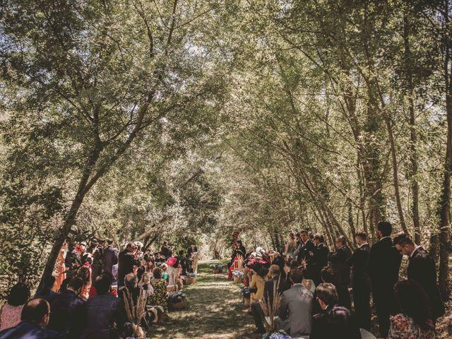 La boda de Enrique y Candela en Jimera De Libar, Málaga 25