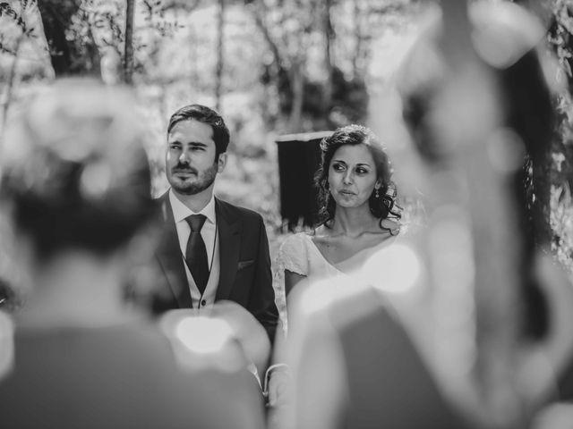 La boda de Enrique y Candela en Jimera De Libar, Málaga 28