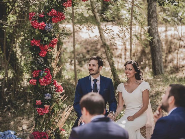 La boda de Enrique y Candela en Jimera De Libar, Málaga 29