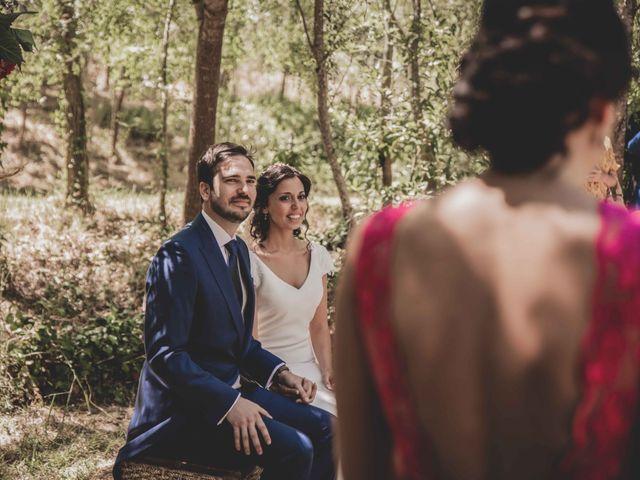 La boda de Enrique y Candela en Jimera De Libar, Málaga 30