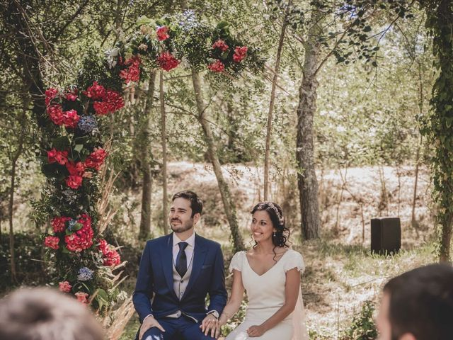 La boda de Enrique y Candela en Jimera De Libar, Málaga 32