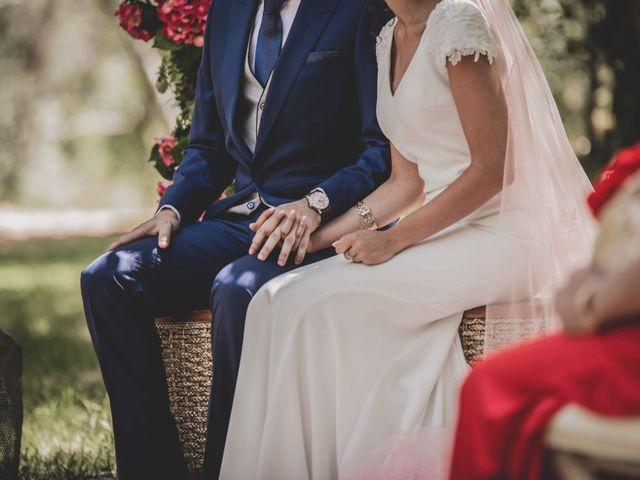 La boda de Enrique y Candela en Jimera De Libar, Málaga 34