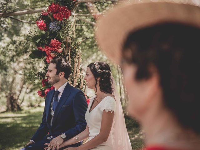 La boda de Enrique y Candela en Jimera De Libar, Málaga 35