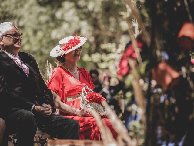 La boda de Enrique y Candela en Jimera De Libar, Málaga 38