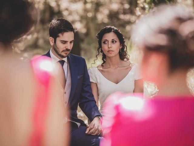 La boda de Enrique y Candela en Jimera De Libar, Málaga 40
