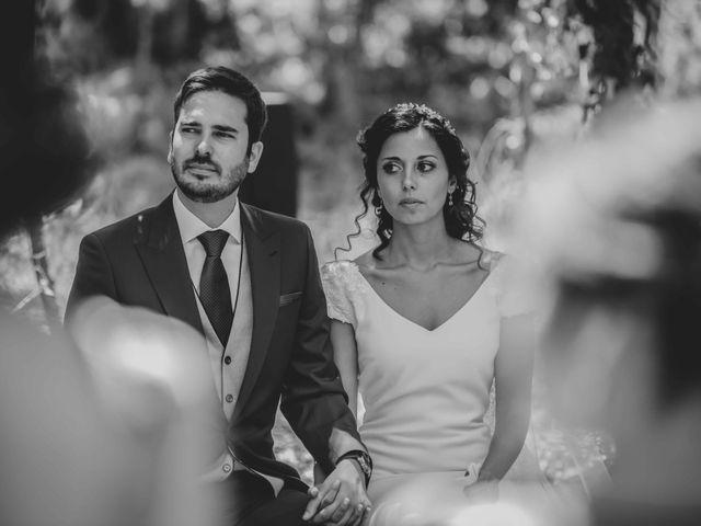 La boda de Enrique y Candela en Jimera De Libar, Málaga 41