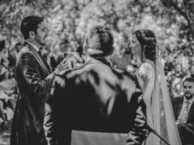 La boda de Enrique y Candela en Jimera De Libar, Málaga 43