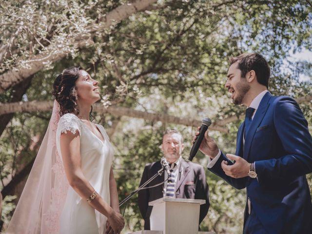 La boda de Enrique y Candela en Jimera De Libar, Málaga 44