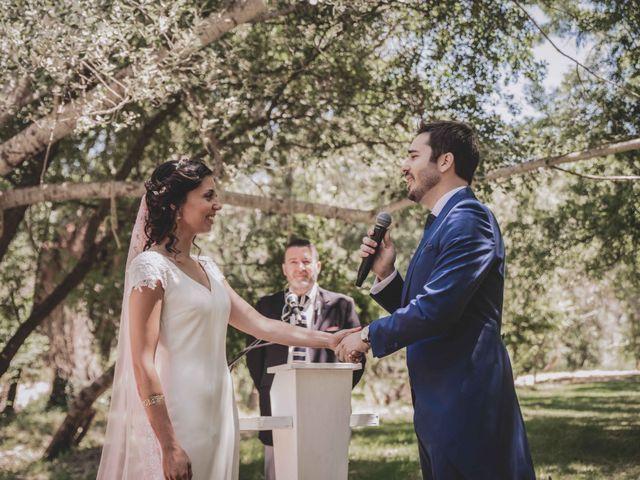 La boda de Enrique y Candela en Jimera De Libar, Málaga 45