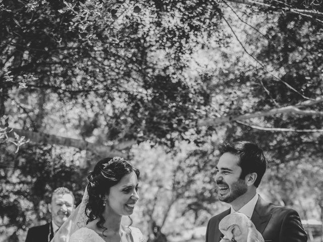 La boda de Enrique y Candela en Jimera De Libar, Málaga 48