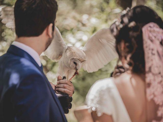 La boda de Enrique y Candela en Jimera De Libar, Málaga 49