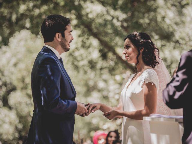 La boda de Enrique y Candela en Jimera De Libar, Málaga 51