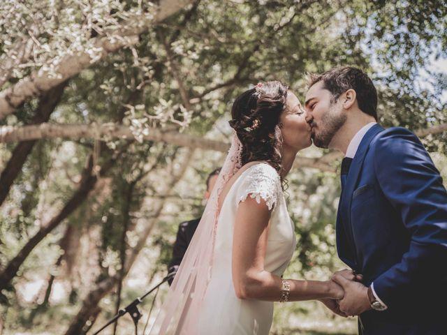 La boda de Enrique y Candela en Jimera De Libar, Málaga 53