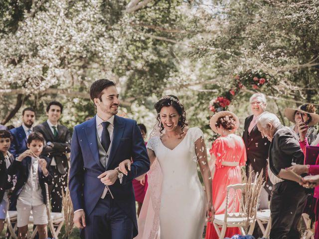 La boda de Enrique y Candela en Jimera De Libar, Málaga 55