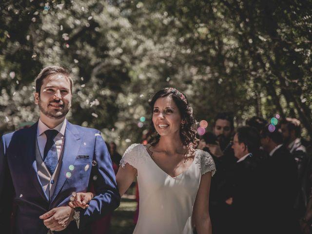 La boda de Enrique y Candela en Jimera De Libar, Málaga 56