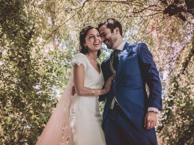 La boda de Enrique y Candela en Jimera De Libar, Málaga 57