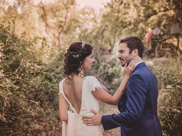 La boda de Enrique y Candela en Jimera De Libar, Málaga 59